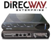 The internet modem used by DirecWay.
