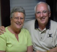 Our good friends, Dean & Elizabeth Edget.
