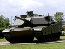The M-1 Abrams tank that is in use today.