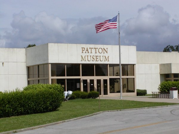 The Patton Museum