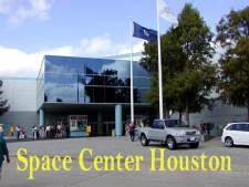 Space Center Houston Entrance