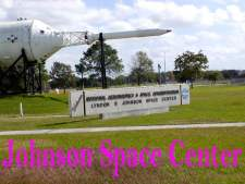 Johnson Space Center sign